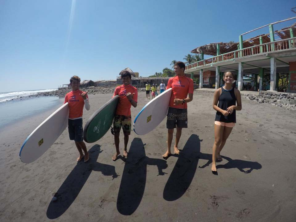 Learn to surf classes!