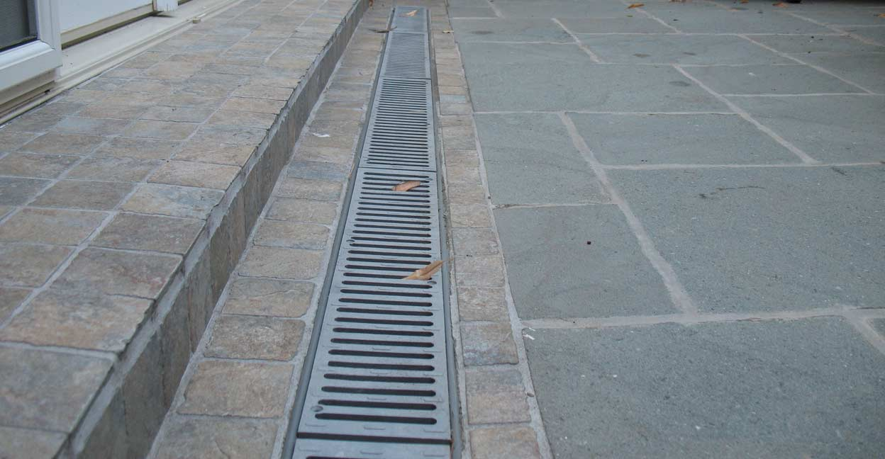 Drainage and Waterproofing — HERNWOOD Site Services, Inc.