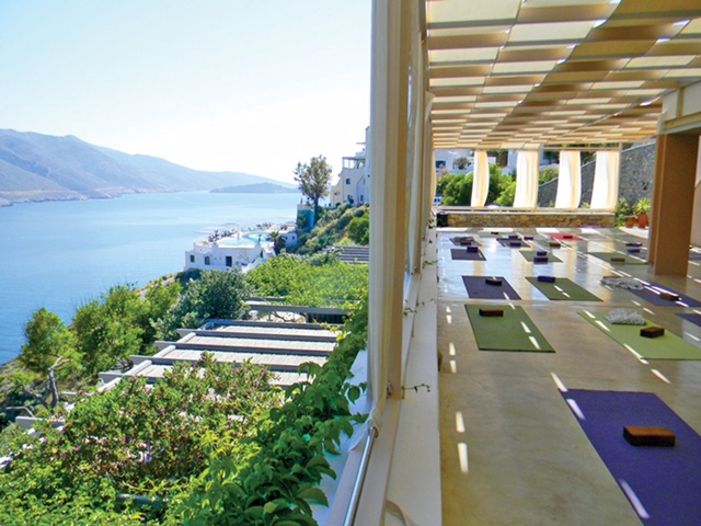 Amorgos Yoga Shala, Greece