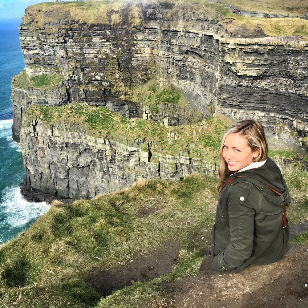 Cliffs of Moher, Ireland 2015
