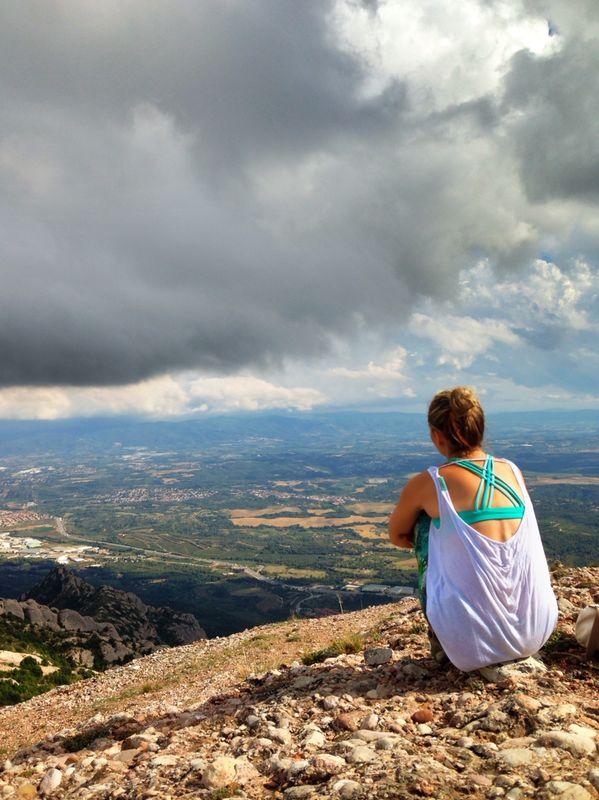 Montserrat, Spain 2013