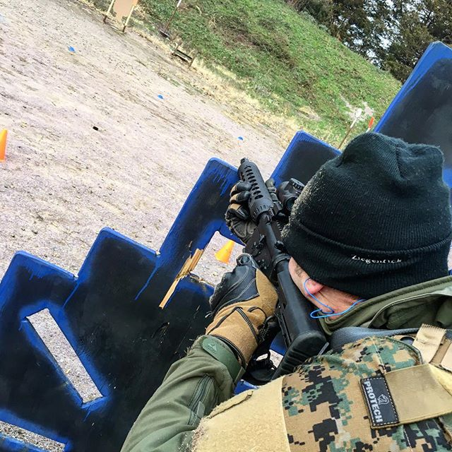 Good (cold) day on the range yesterday during a multi-jurisdictional LEO Rifle Course.  It was great to train with all of the LEOs. Be safe! Special thanks to @jprifles and the rest of our sponsors for making these courses happens.  #igmilitia #lawenforcement #pewpew #pewpewlife #swat #leo #cold #jprifles #archwaydefense