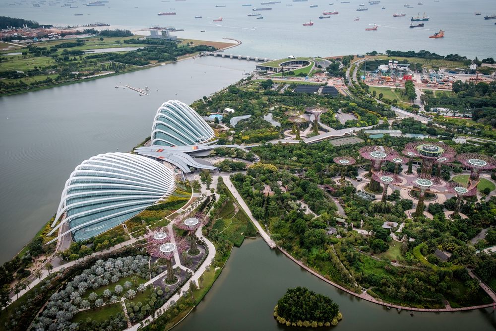 Gardens at the Bay