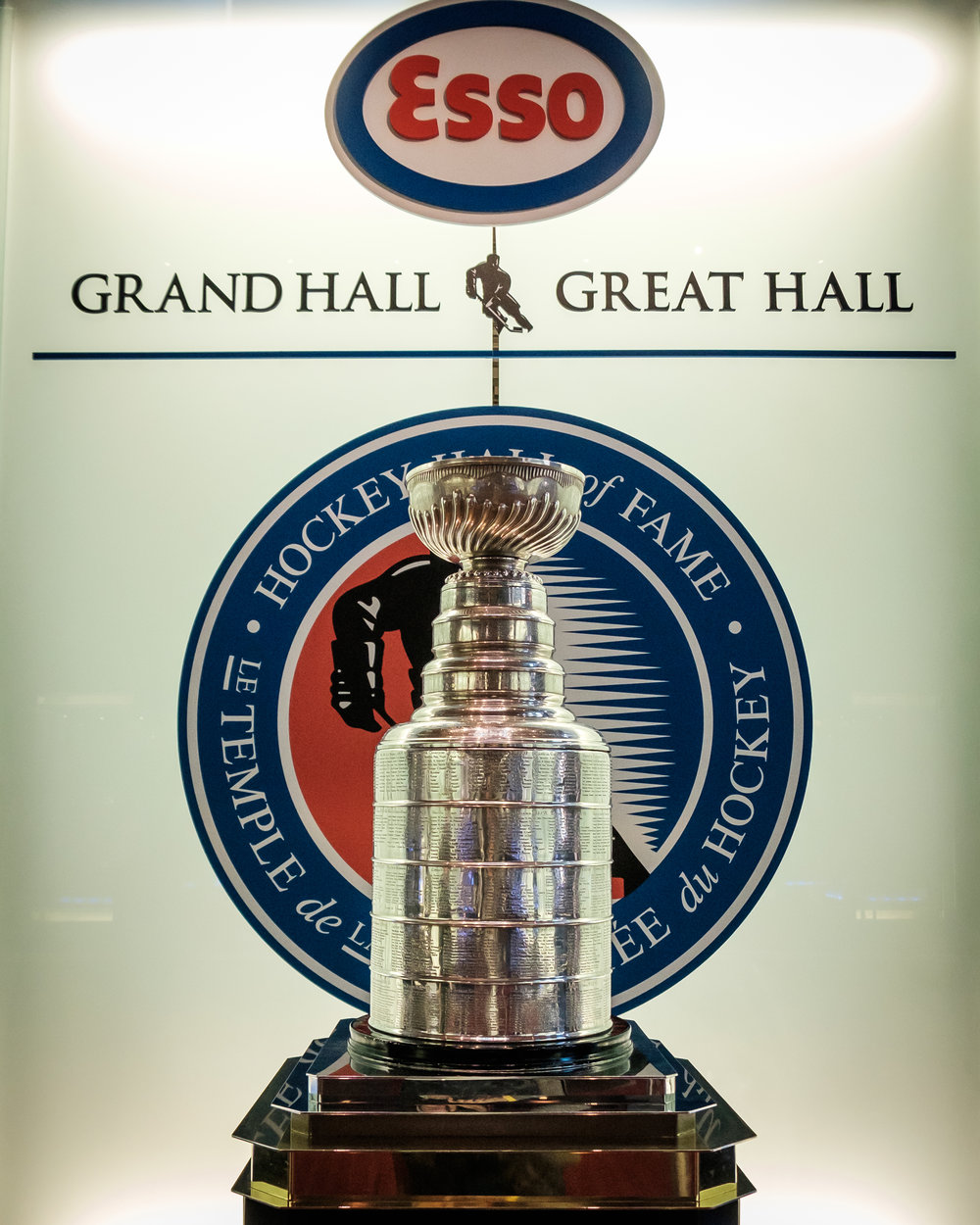 Stanley Cup - Hall of Fame