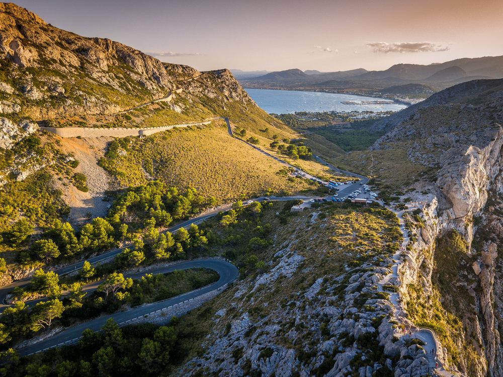 Formentor - Mallorca, Spain