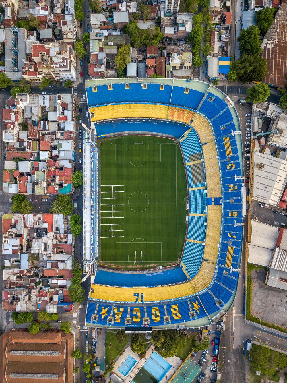Boca Juniors - Buenos Aires, Argentina