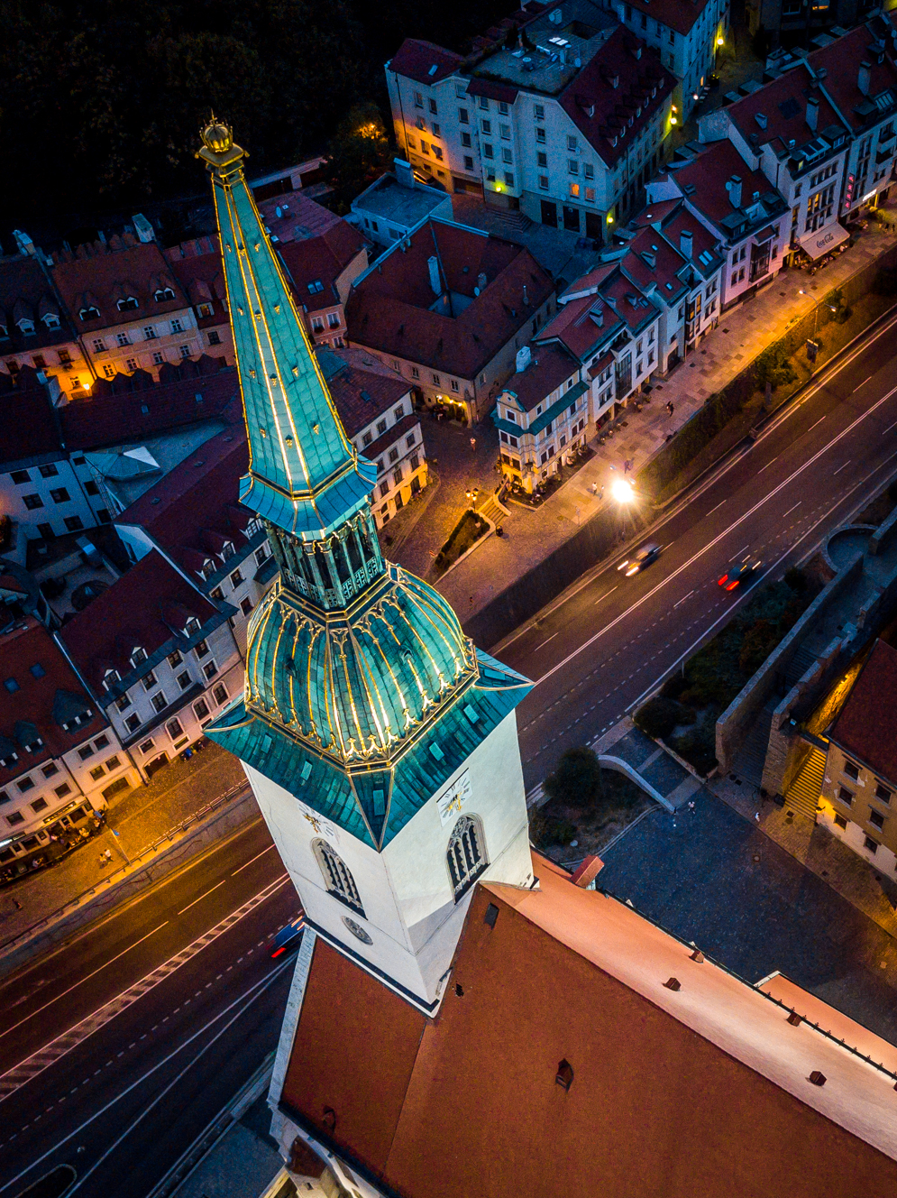 St Martin Church - Bratislava, Slovakia