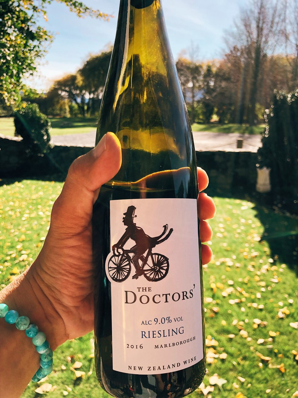 The Doctors Riesling from Forrest Wines