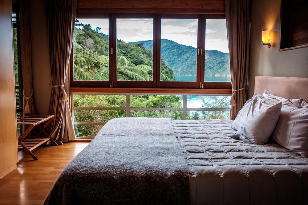 Bedroom - Bay of Many Coves Resort
