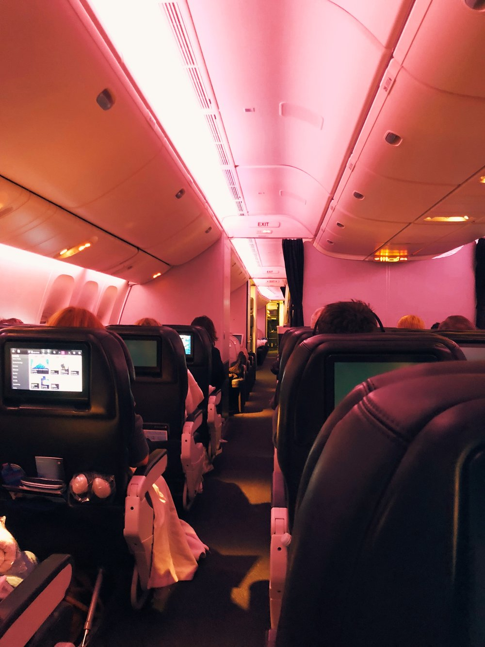 NZ2 AKL - LAX