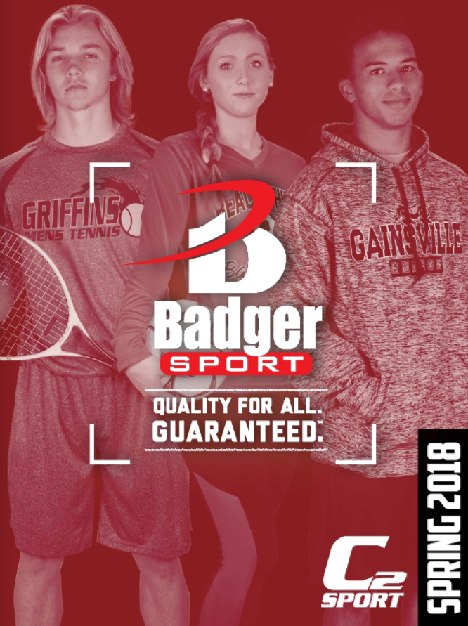 Badger Sport Catalog