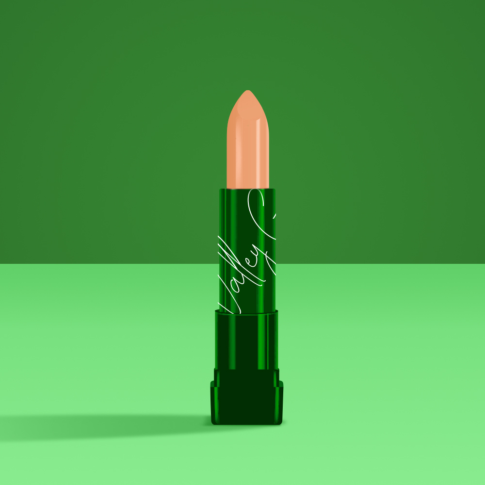 Buffa-lo Key Lipstick - Look like the snack you are with our new Buffa-lo Key lipstick, inspired by our smoky Buffalo Ranch. In this savory shade, you'll dish out delectable looks, turn heads, and serve up some Hidden Valley realness.