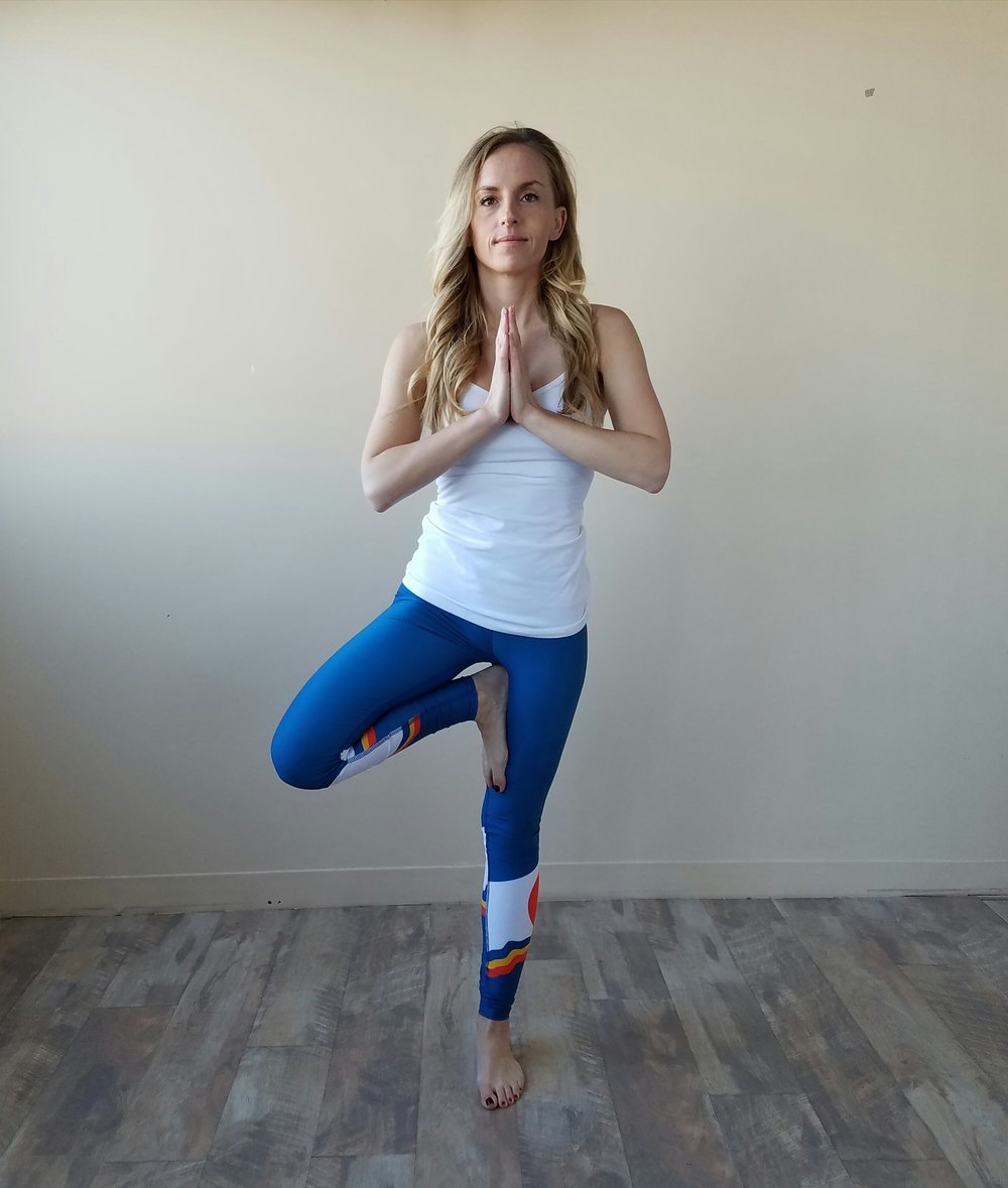 Lynn Koves, Founder of Unlimited Yoga