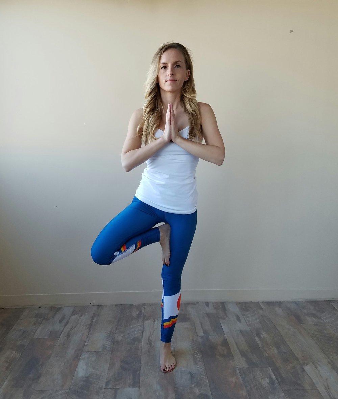 Lynn Koves, Founder of Unlimited Yoga
