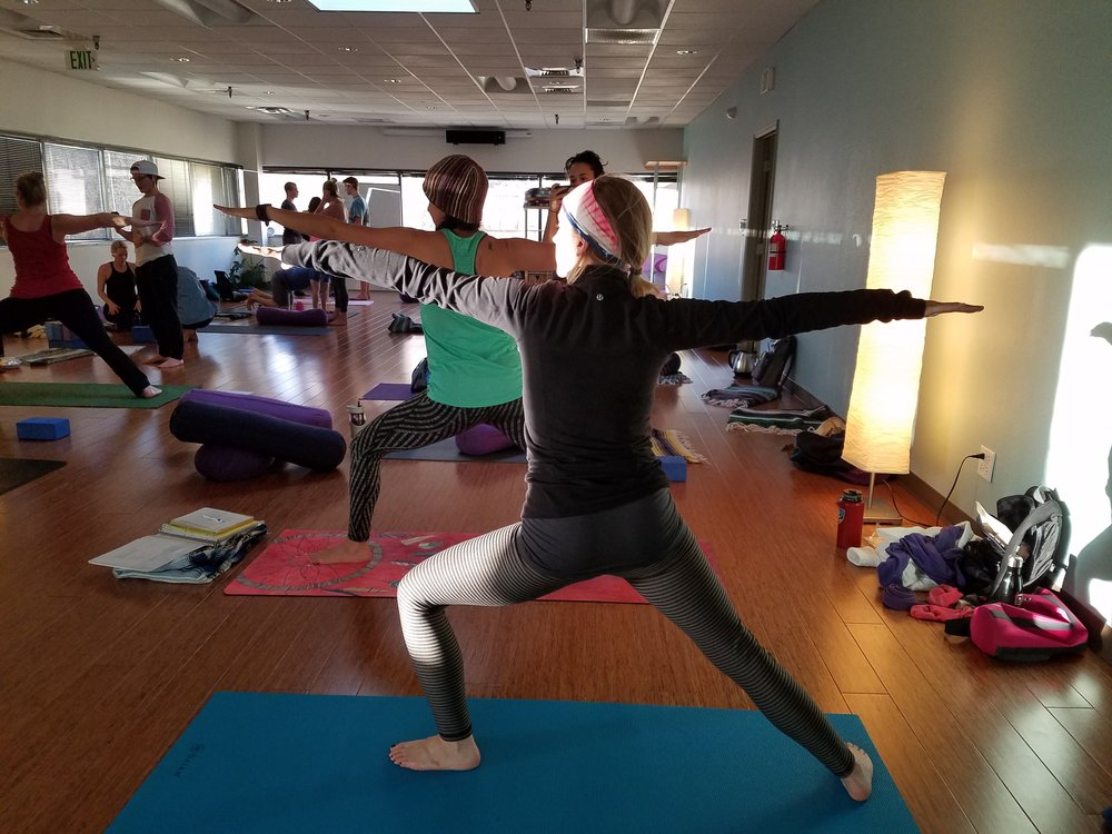 Lynn Koves Yoga - Yoga Teacher Training at Kindness Yoga