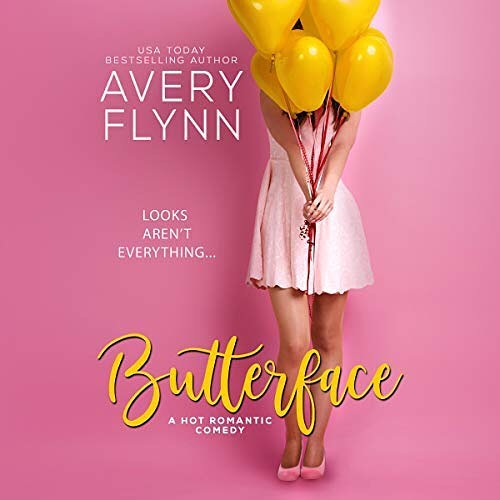 Release day! The audiobook of BUTTERFACE by @averyflynn co-narrated with Brian Pallino for @brilliancepublishing is out now on @audible_com! 💕💛💖 #butterface #averyflynn #audible #audiobook #narrator #brillianceaudio #audibleromance #romance #romcom #loveaudiobooks