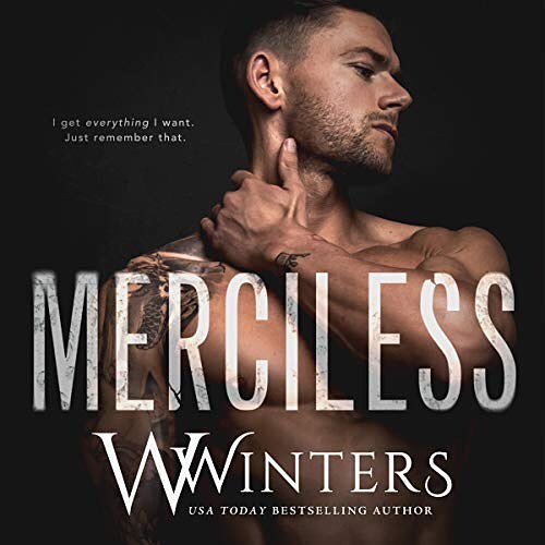Release day! MERCILESS by @willowwintersauthor co-narrated with #JacobMorgan is out now on @audible_com! 🗝 #merciless #willowwinters #audible #audiobook #audibleromance