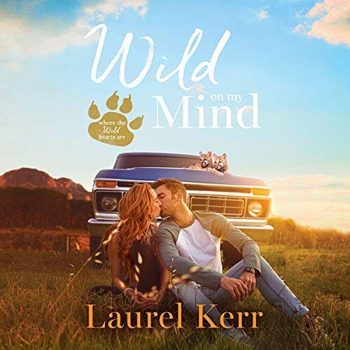 Release day! The audiobook of WILD ON MY MIND by @laurel_kerr for @dreamscape_media is out now! 🐾 Give it a listen and meet my favorite character to date: Fluffy the matchmaking honey badger! #wildonmymind #laurelkerr #dreamscapeaudio #dreamscape #audible #audiobook #romance #RNL