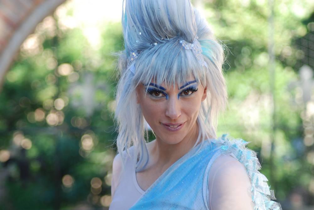 Ariel (Vanessa Morosco)