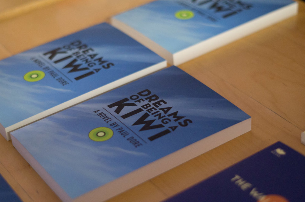 Books! | Dreams of Being a Kiwi