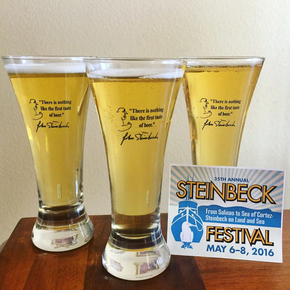 Here is a picture from last year's Steinbeck's Home Brew Fest.