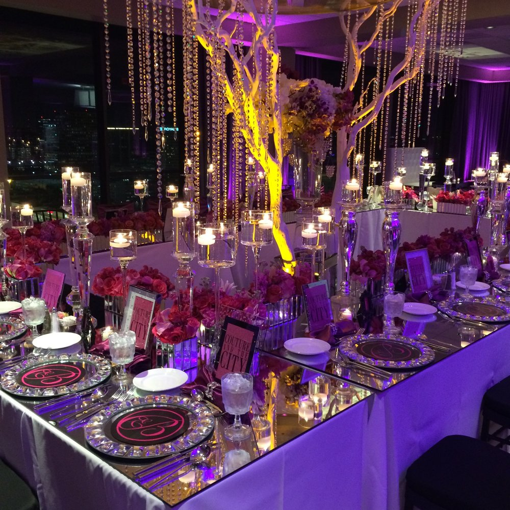 Event Planning & Design - Do you have an upcoming event and want to create a one-of-a-kind experience for your guests?  Travis Cal Styles is ready to take your ideas to the next level with our signature event planning and design.
