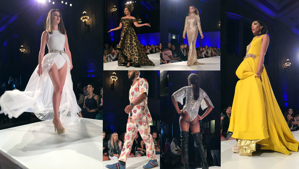 Kansas City Fashion Week - Designer Travis Cal debuted his Spring 2018 collection during Kansas City Fashion Week.  Take a look at all the photos from this exclusive event.