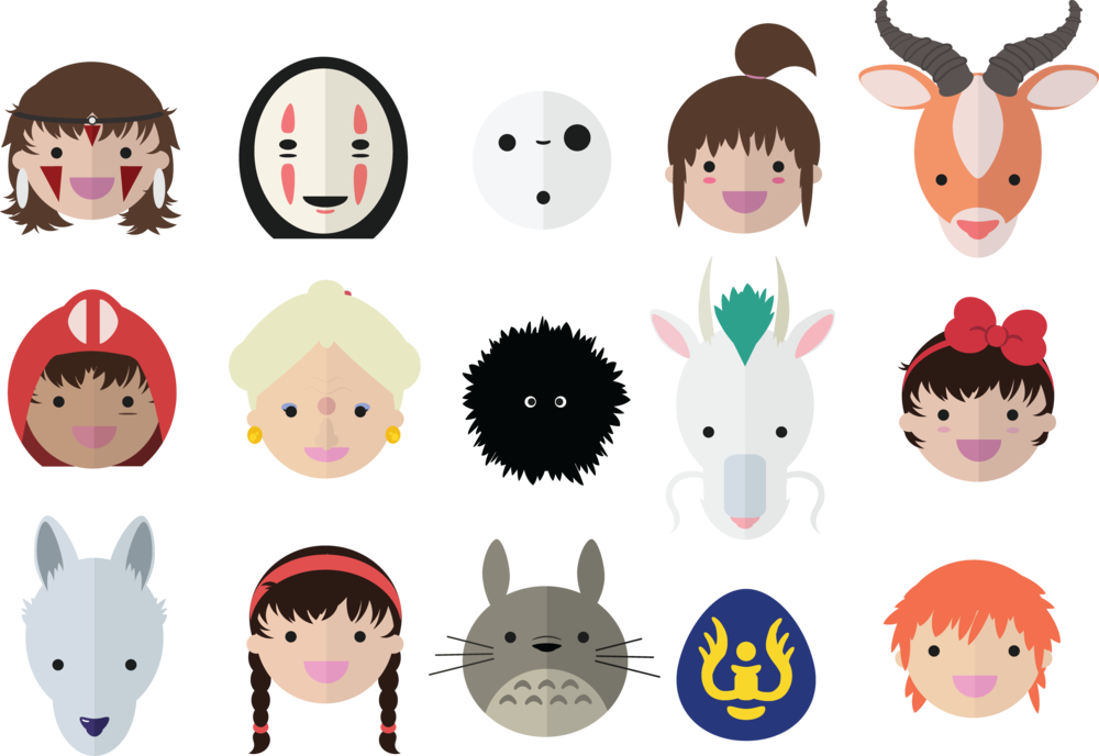 Miyazaki heads.png