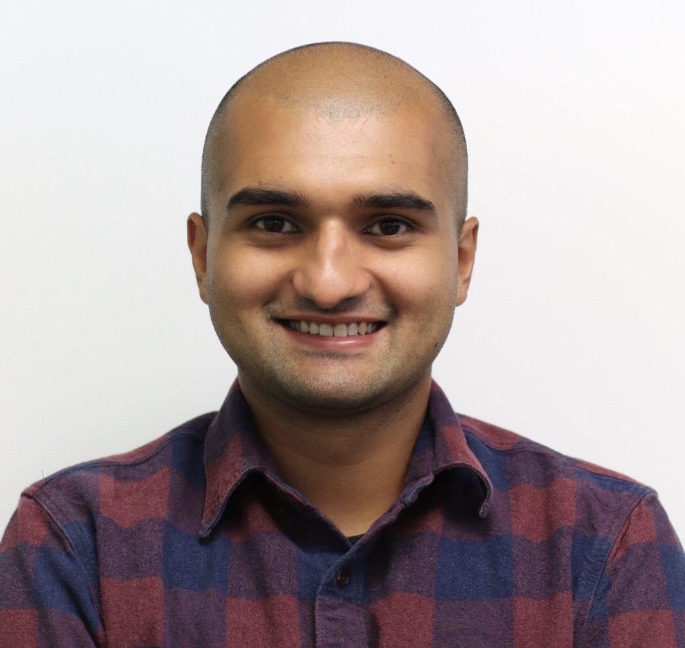 Faraz Hussain, MS, CRC