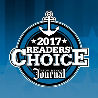 Voted Best New                             Restaurant  -                            2017 Providence Journal                           Reader's Choice Awards