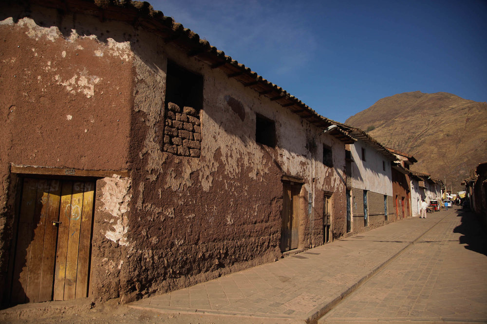 Pisac Town