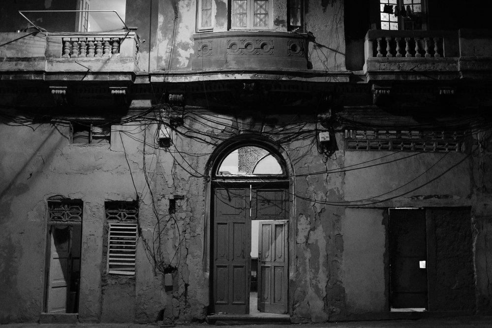 Centro Habana. Photo taken on a Fuji X100F