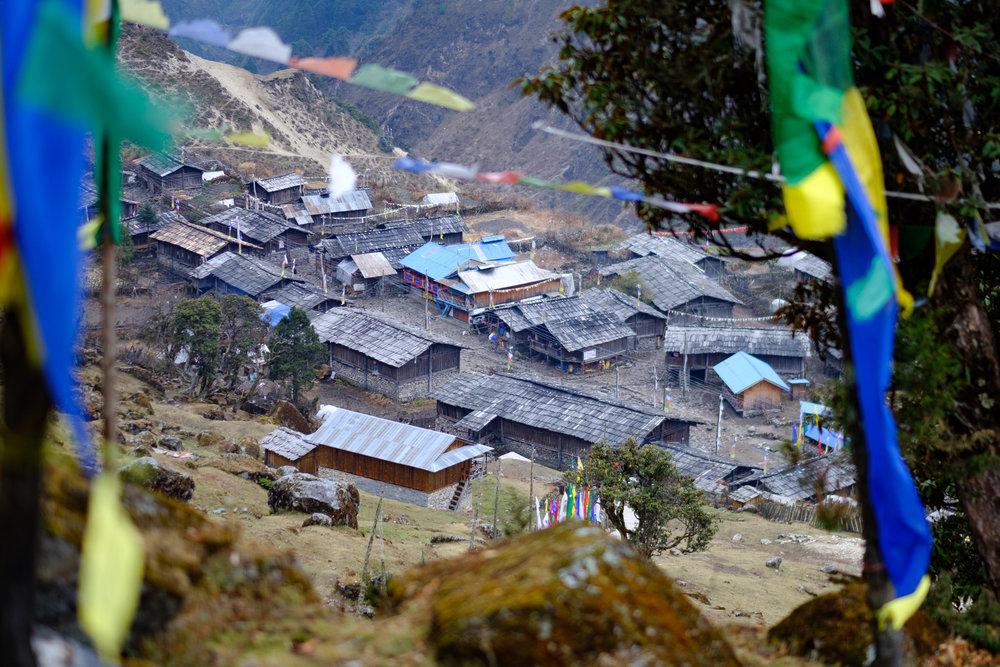 Olangchung Gola