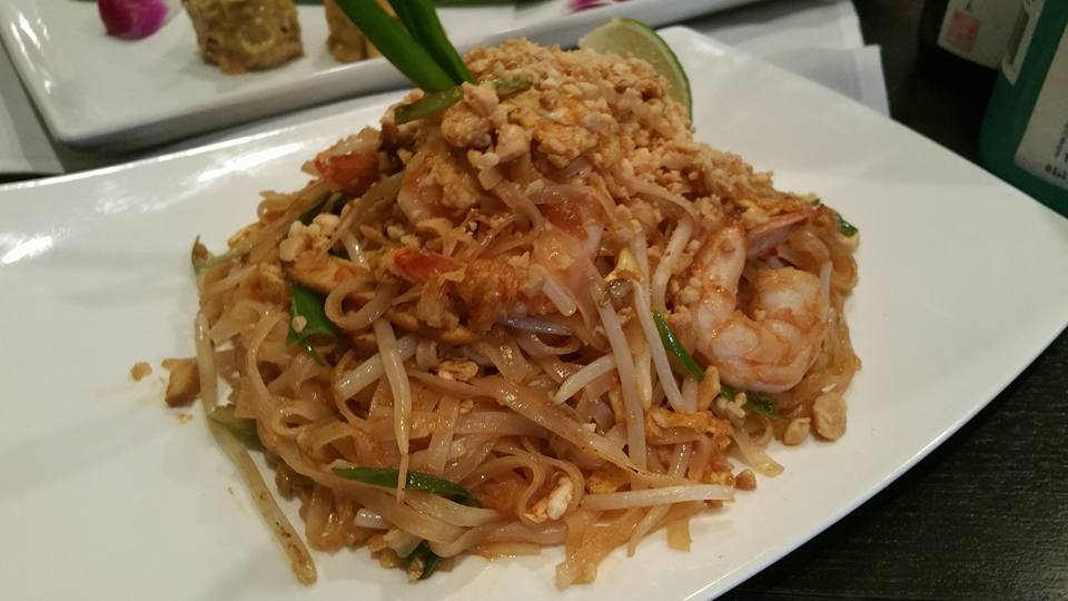 Pad Thai W/Shrimp