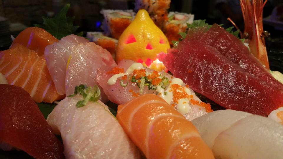 Fresh Fish Sashimi