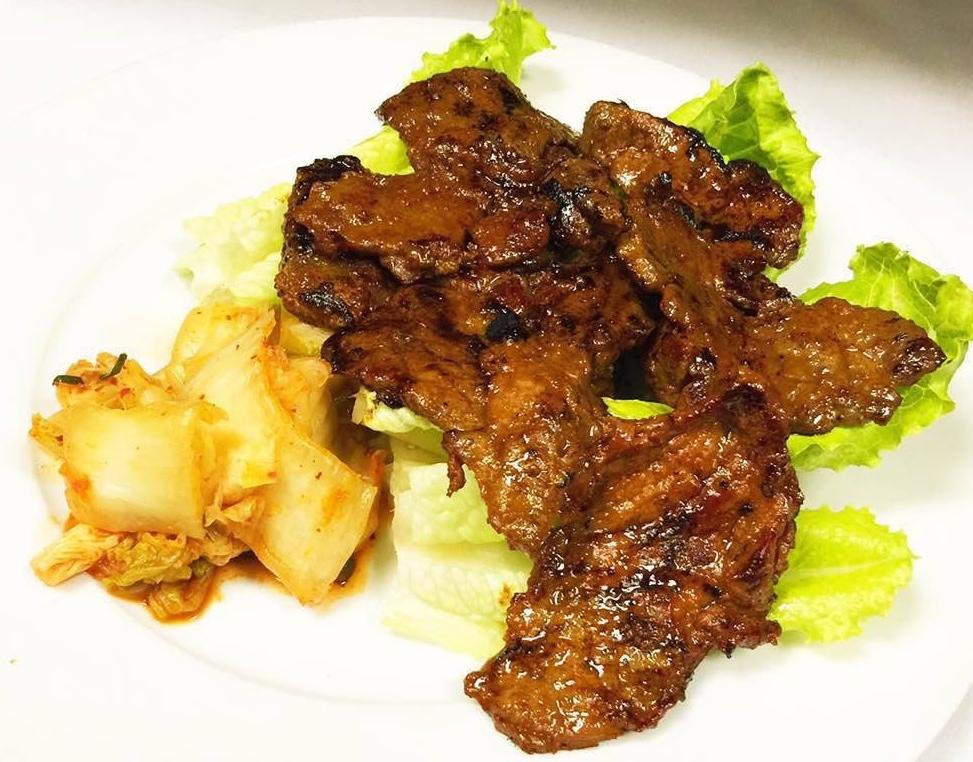 Korean Beef Ribs A.K.A Kar-Bi