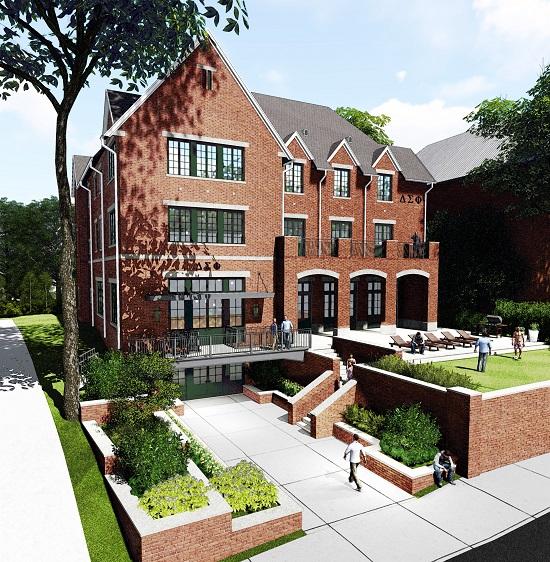 Delta Sigma Phi Fraternity, Georgia Tech