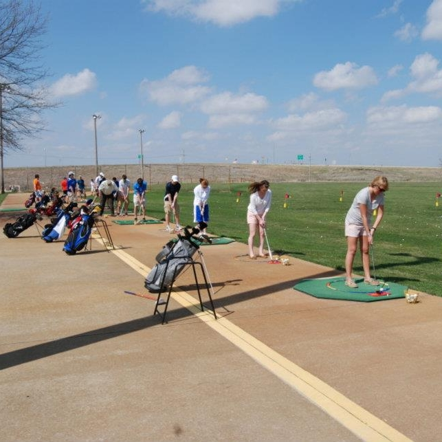 And if dad wants a break from picking, Twin Oaks Driving Range is only two miles up the road.