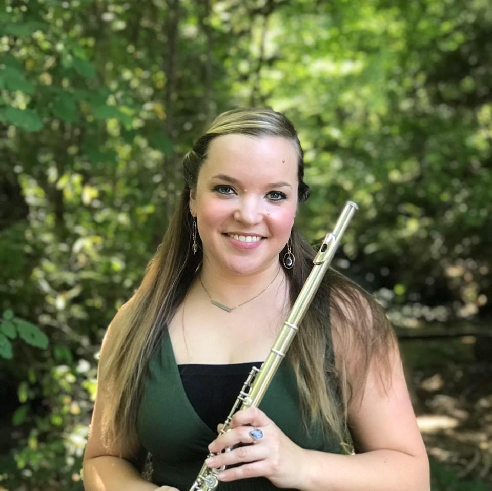 Allison Hubbell - Flute, Piccolo & Piano