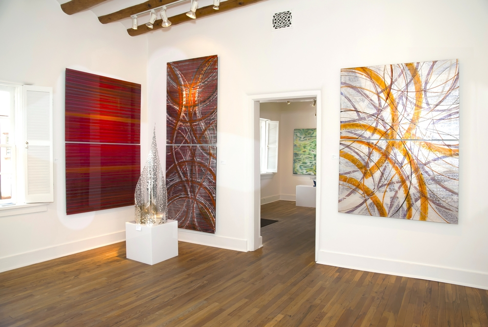 Copy of Santa Fe Gallery | 644 Canyon Rd.