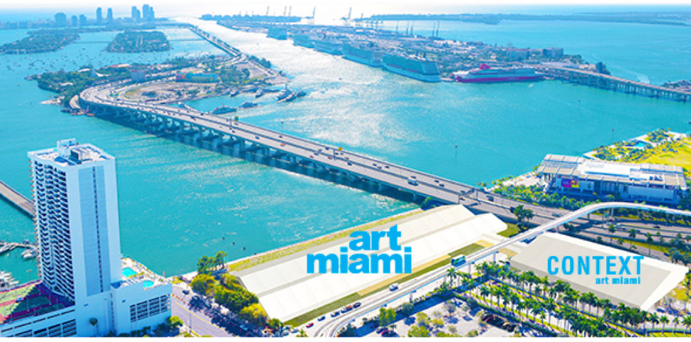 Dec 5-10 - CONTEXT ART MIAMI | New Location