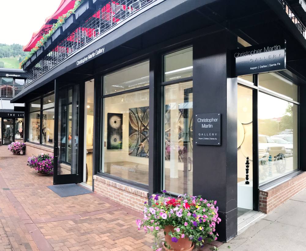 6/15/18 - Aspen Gallery | 5-7 PM | Trunk show & Tasting Event in collaboration with Meridian Jewelers. Featuring creations by Phillips House and wines by Copper Cane and Belle Gloss.