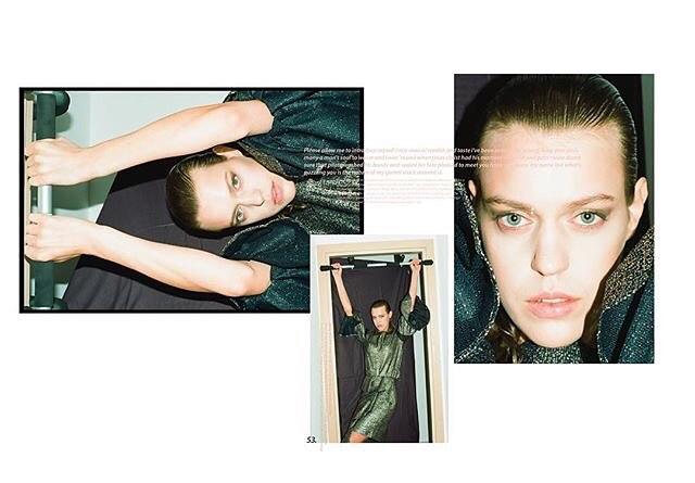 STORY: #thisishers 📷: @mannbutte  Hair by @jehnnamahoney  Wearing @kaylithelabel . . . . #editorial #strongwomen #strength #beauty #fashionphotography #fashionportrait #mannbutte #mann #tbp #fashion #designer #style #girlboss #livelifeloud #kaylithelabel #shop #brand #fierce #independent #lotd #ootd #instafashion #instastyle #modern #confident #attitude #nolimits