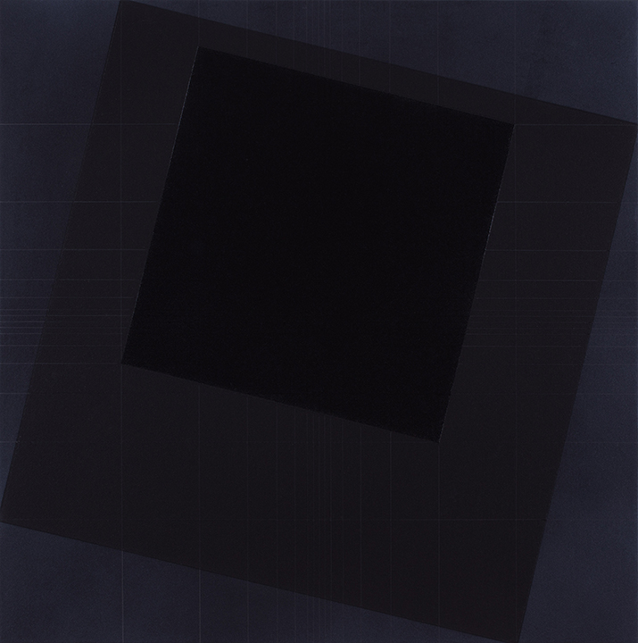 Homage to the Black Square [20170515], 2017, pigment, acrylic on canvas, 23 5:8 x 23 5:8 in. [60x60cm]_720.jpg