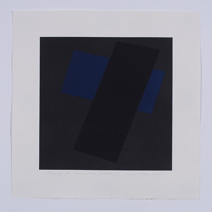 Homage to the Suprematism [20170527]2017pigment, acrylic on paper, 15 x 15 in. [38x38cm]_720.jpg