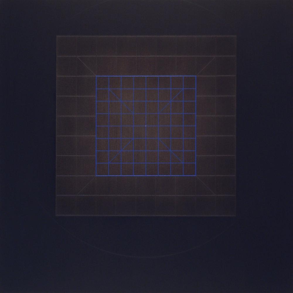 75-Catharsis-cosmometry-ativarna-brahmana [Diptych-2]-[20170927], 2017, acrylic on canvas, 17 3:4 x 15 3:4 in. [75x75cm].jpg