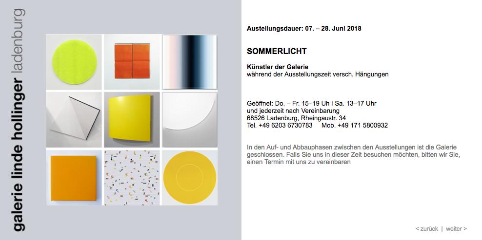 2018.06.07–28_Galerie Linde Hollinger, SOMMERLICHT.png