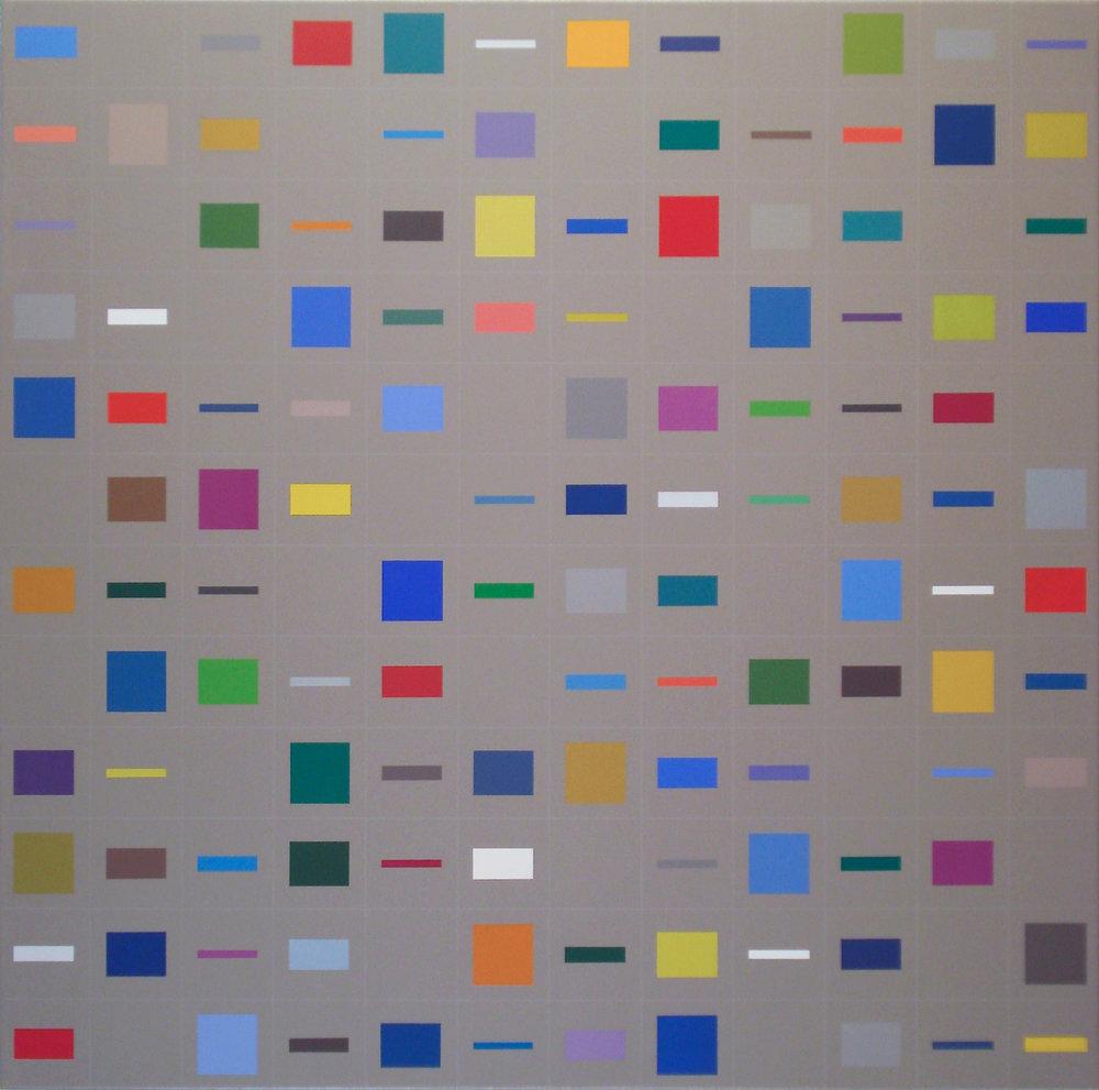 6_Laszlo-Otto-[HUN_1966]_Elements-in-horizontal-[20170402]_2017_acrylic-on-canvas_90x90cm