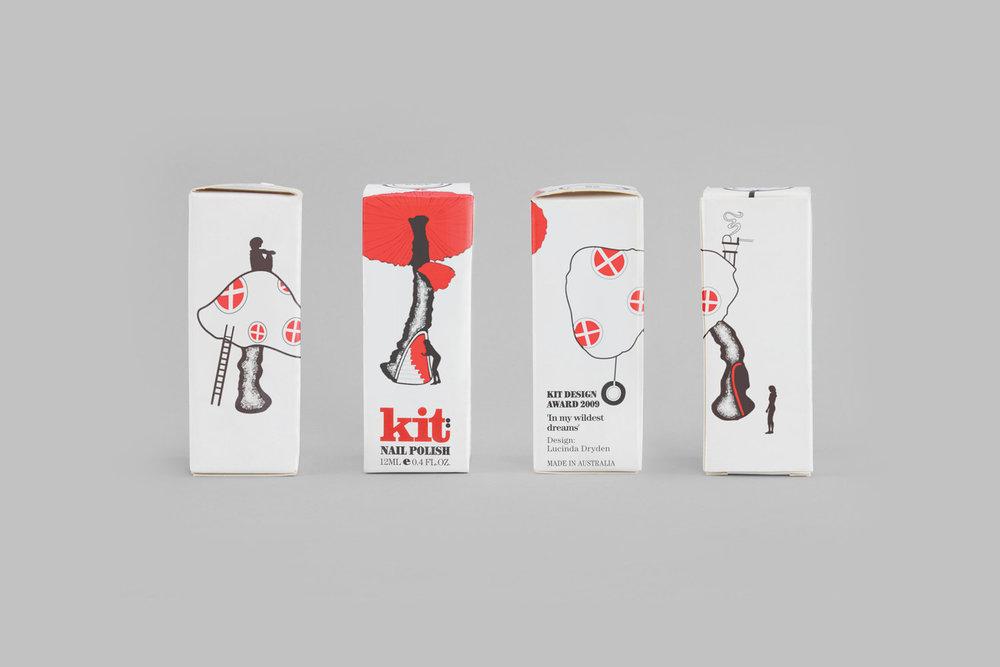 Illustration—Kit Cosmetics