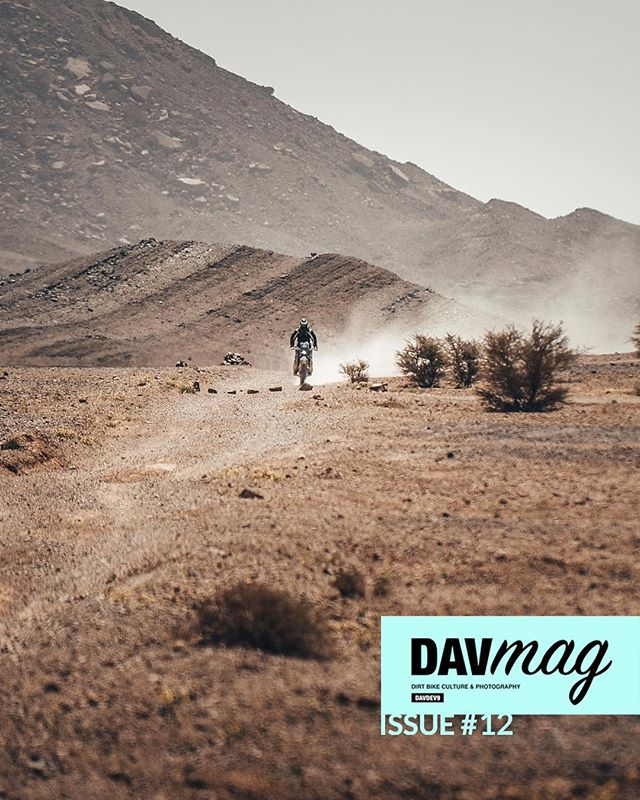 Navigating the bike up the nearest sandy peak, the trail left behind you criss-crosses and weaves through countless others, like strands upon a massive loom... Continue read free on DavMag.com . . #davmag #davdev9 #photographer #masterphotographer #rally #motocross #dunes #bestmagazine #rallyracing #adventure #dirtbike #exc #ktm #hardenduro